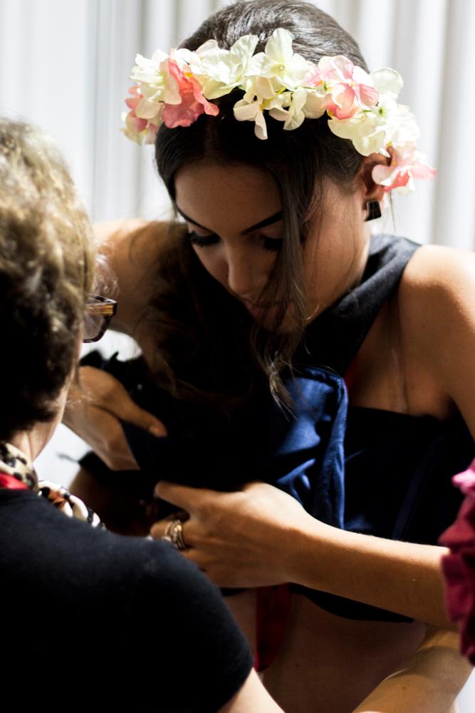 Vanessa Villars para Maria Stefania Bendeck