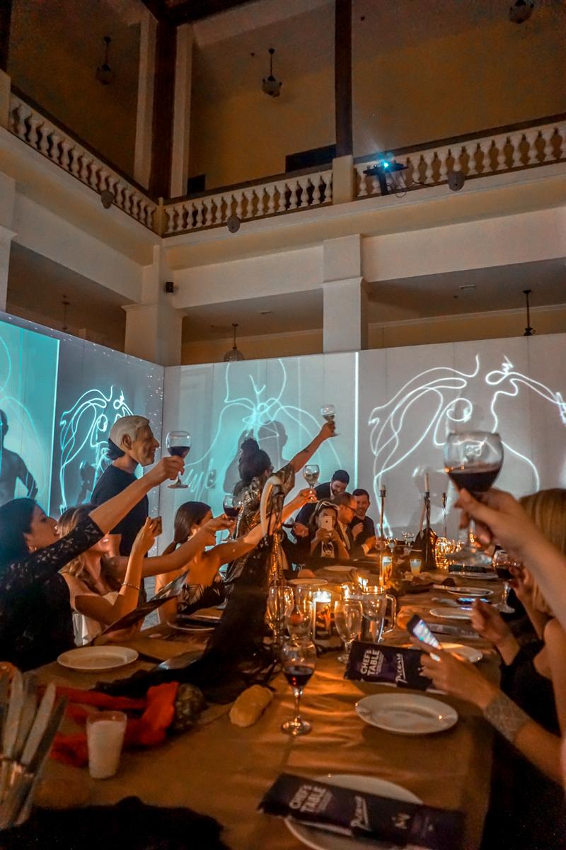 chef table min museo para la indentidad nacional moda honduras jose vargas Tegucigalpa