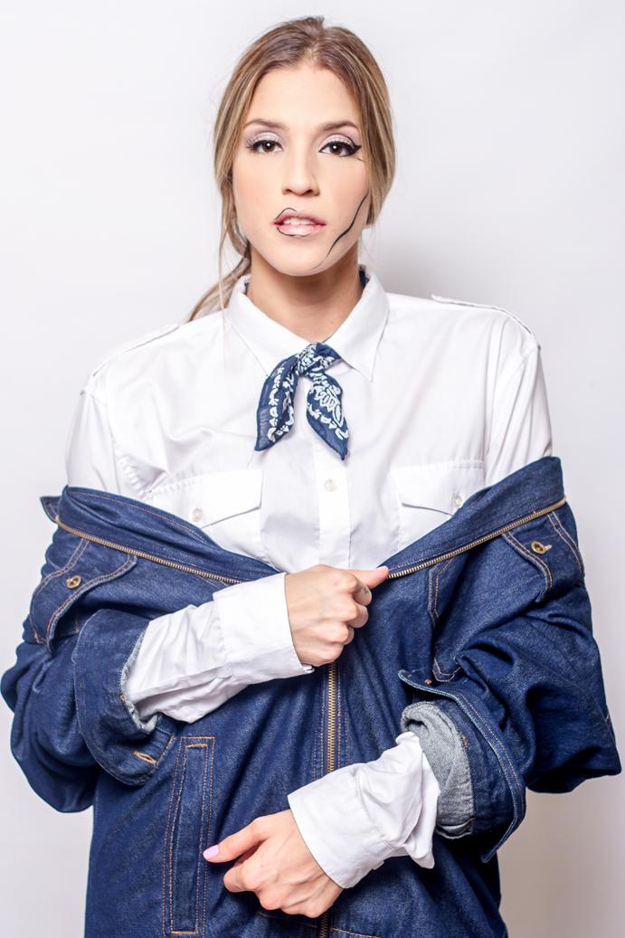 white shirt camisa blanca editorial moda honduras jose vargas revista modelos fashion blog blogger v