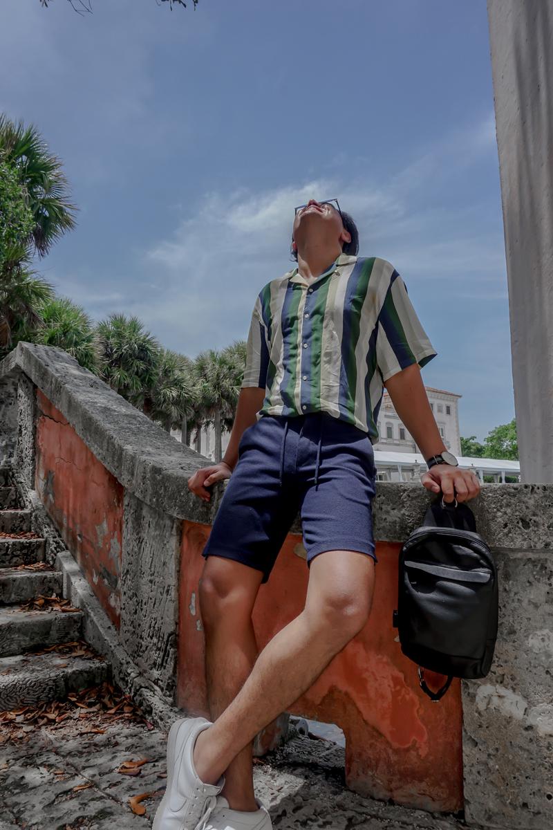 camp collar shirt moda jose vargas menswear summer shirt fashion blog blogger honduras vaccines