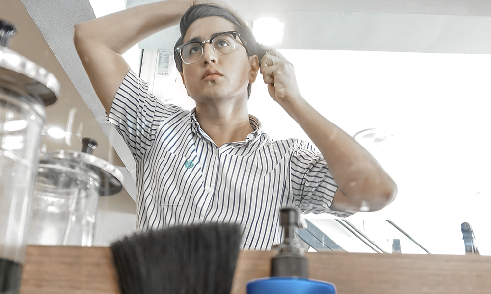 los barberos honduras jose vargas moda estilo de vida fashion blog blogger grooming cabello hairstyle men menswear tegucigalpa barbearía barbershop pelo peinado gel crema shampoo