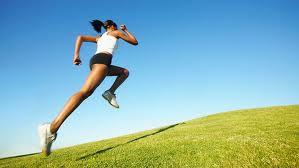 Run hills for strength & speed