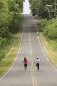 love the hill run!