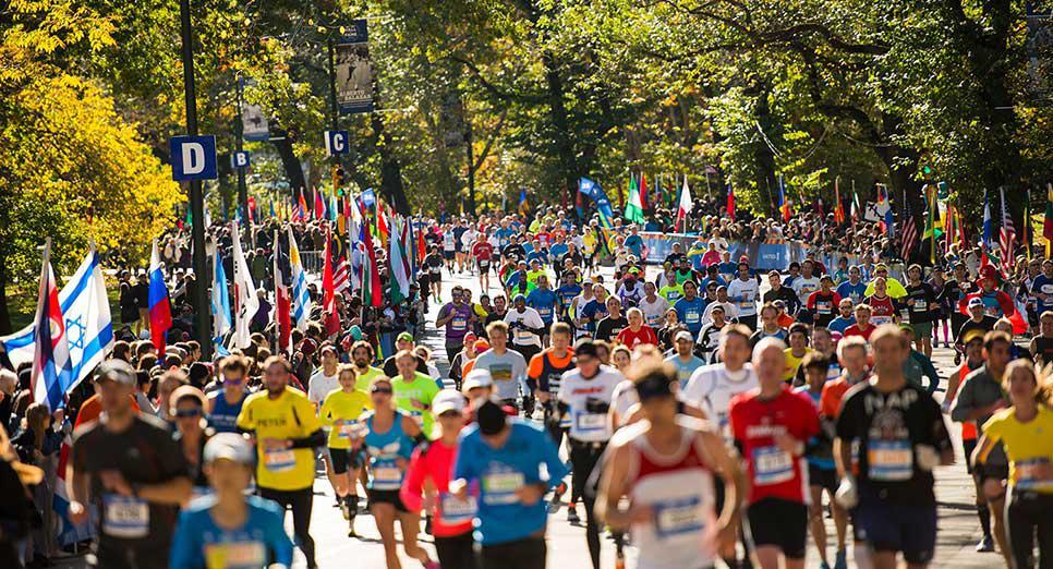 NYC marathon, on your bucket list?