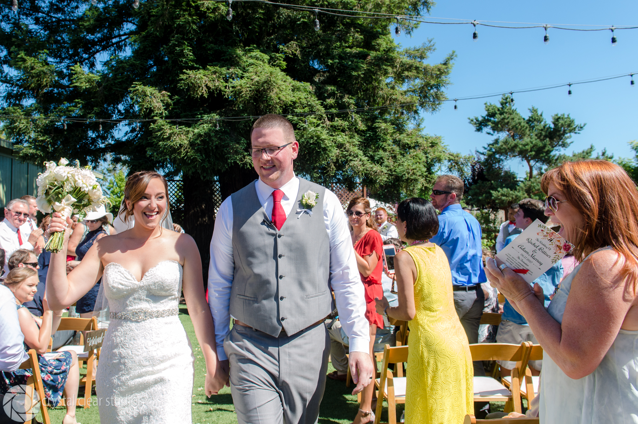 Wedding Ceremony &Reception Package $1045 - - Everything in the Reception Package, PLUS- 1 additional hour of coverage- 1/2 hour Pre-ceremony music (5 1/2 hrs total coverage)- Wireless Microphone for Officiant- 2nd Sound system for Ceremony- 1 Additional Custom Song Edit (Up to 2 total)