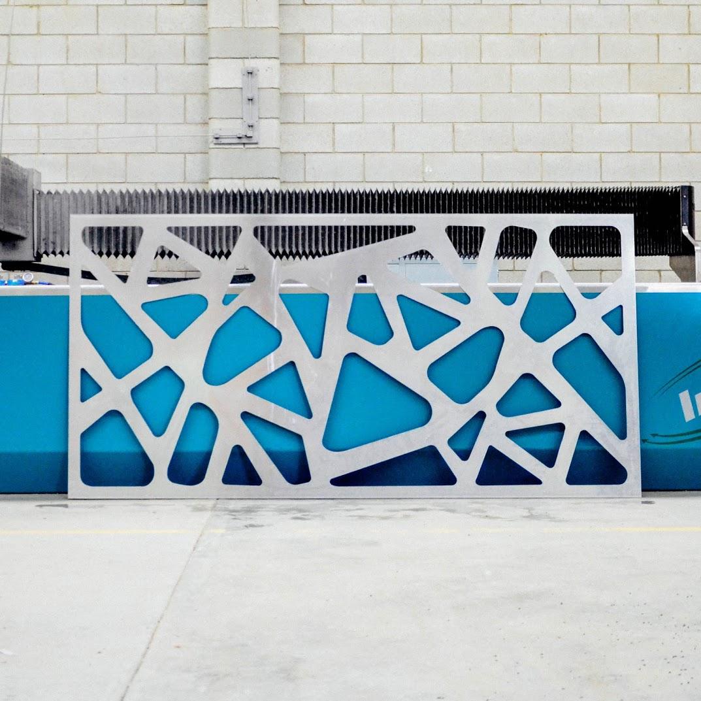 3mm Aluminium Architectural Screen