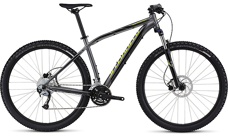 Specialized Rockhopper front suspension mountain bike