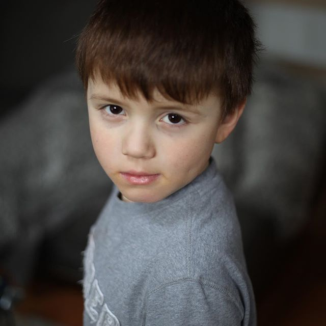 My son his helping me play with my new camera. Fierce little man. #proudmama #canon5dmarkiv