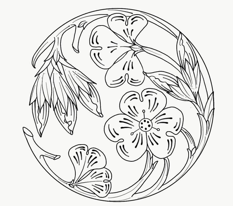 Katabami - Sorrel/Clovers
