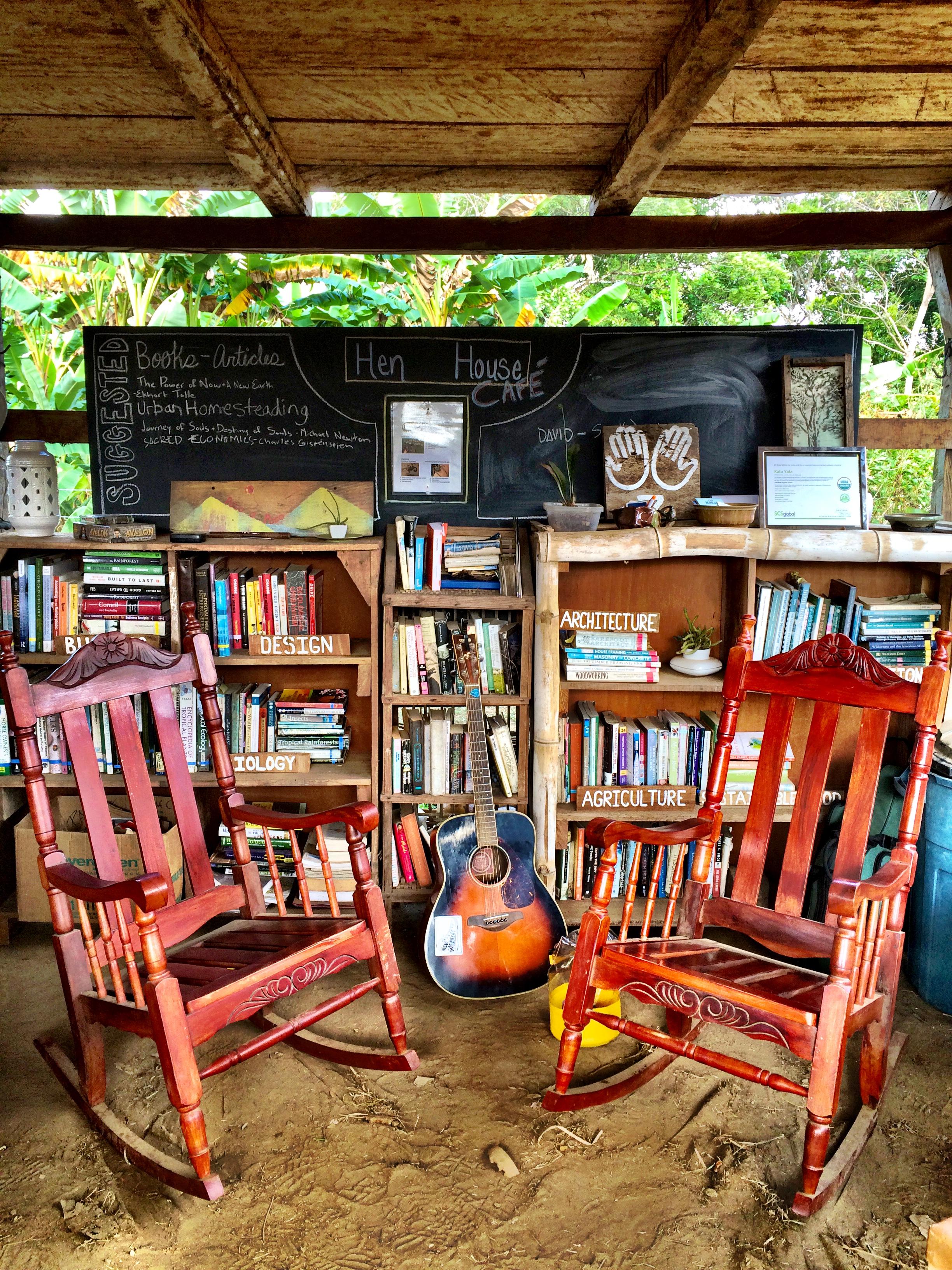 Kalu Yala library