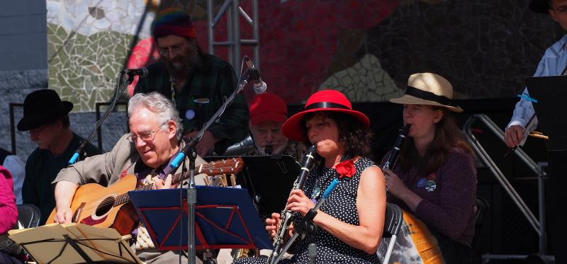 Klez Chaos at folklife 2013
