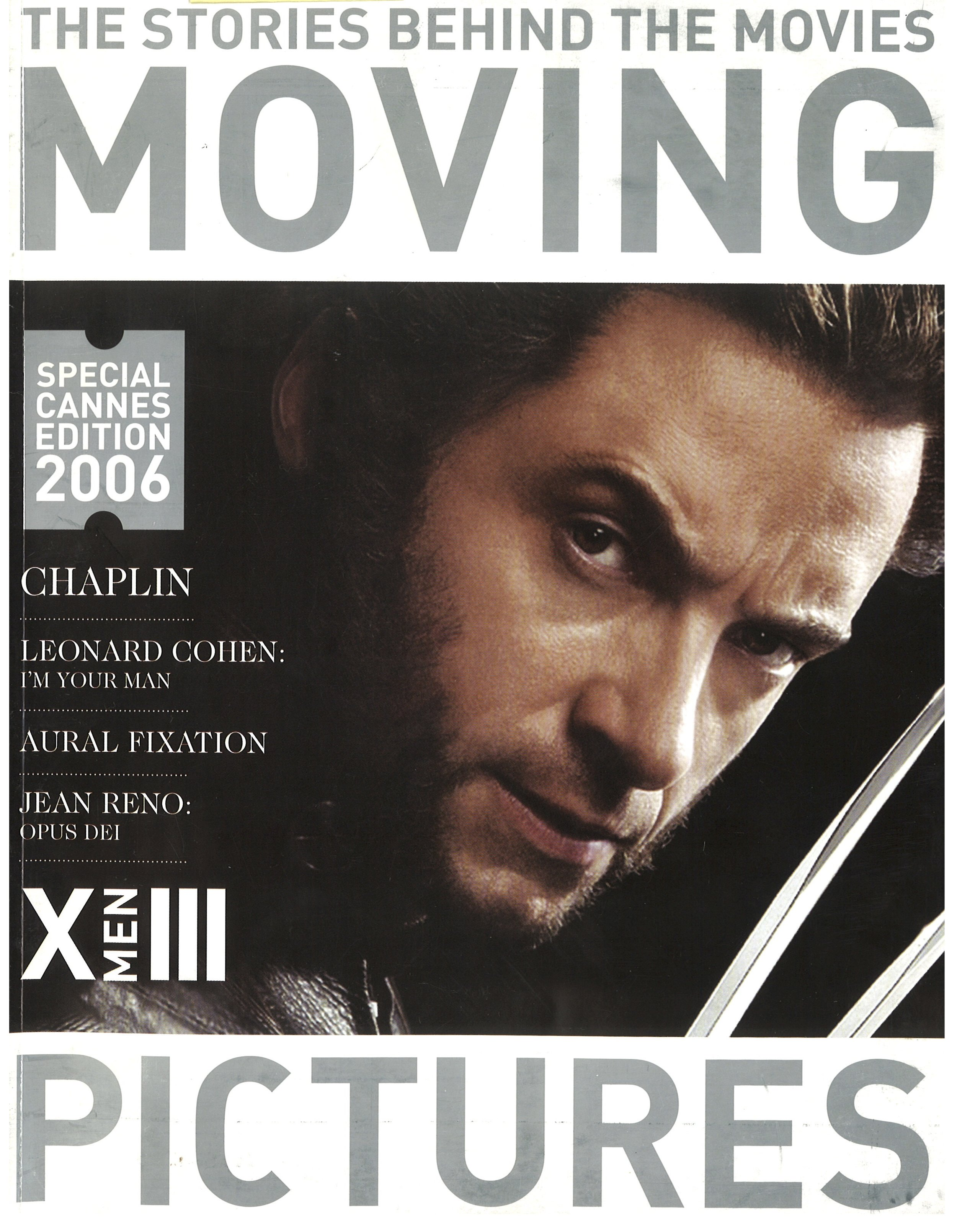 Cover Only Moving Pictures Magazine Contriubutor and quoted p38.jpg