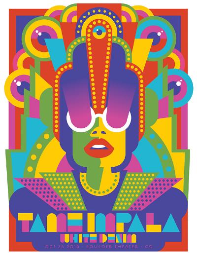Tame Impala by Dan Stiles