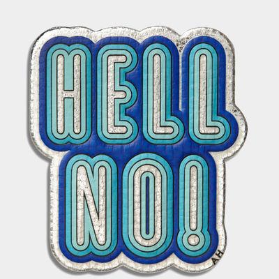 Stickers-Hell-No-in-Silver-Metallic-Capra-1.jpg