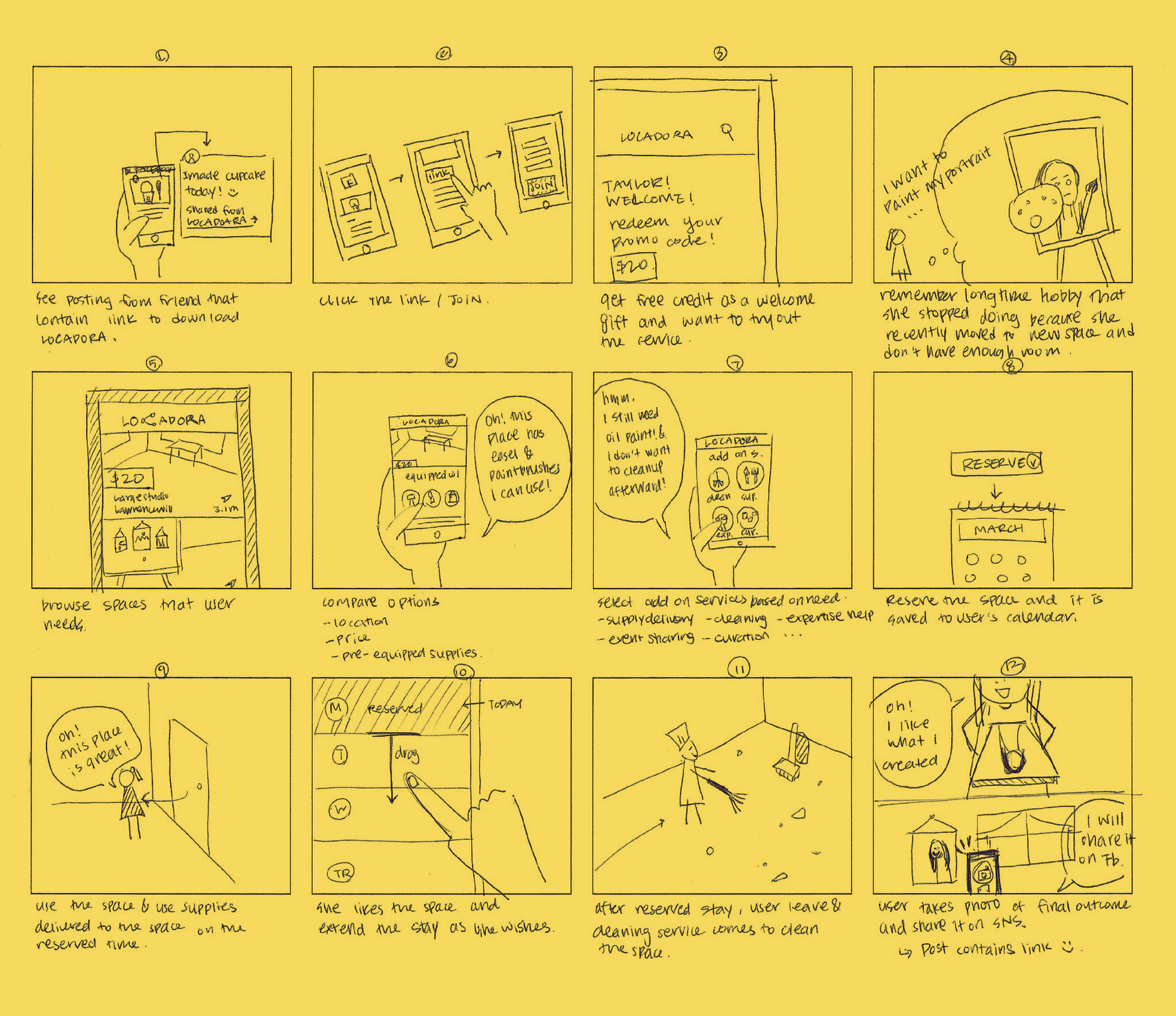 StoryBoard Final Version