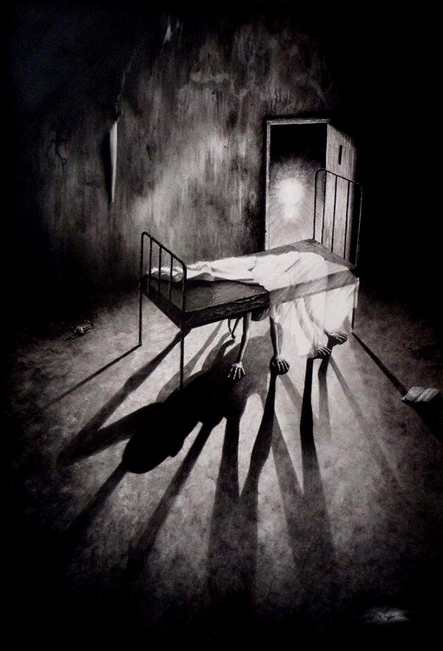 """Stephen Under the Bed"" by Karen Ruffles"
