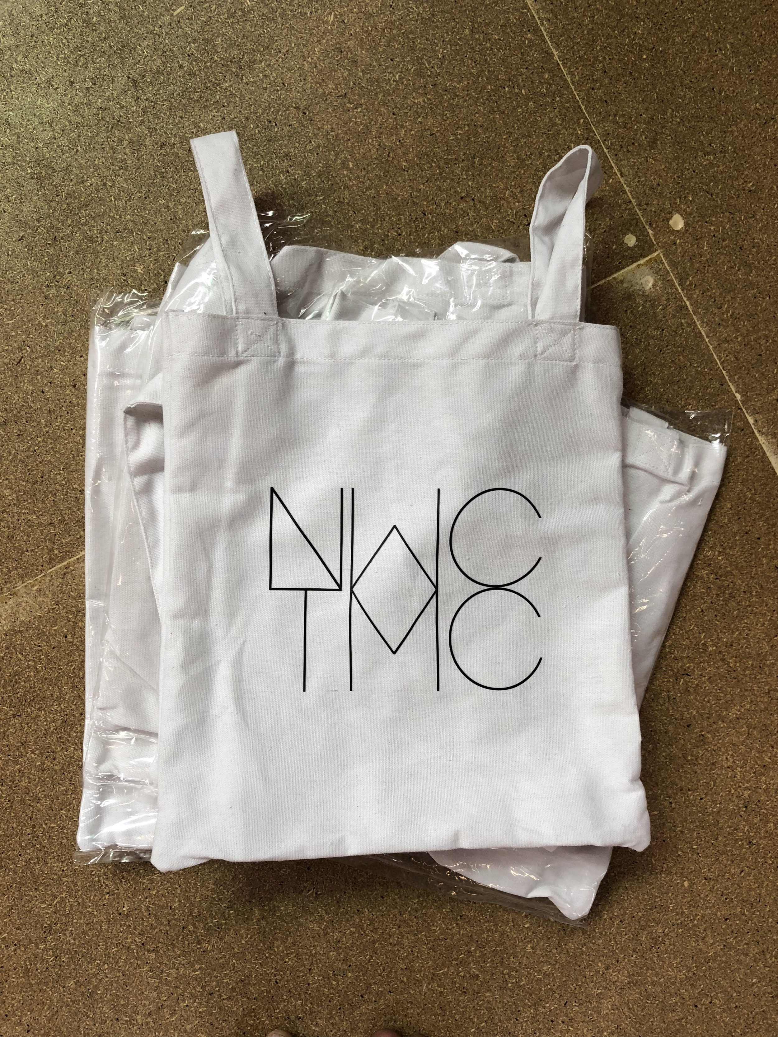 TMC BAG  $15 - Perfect for carrying your gym gear or shoppingPlease click image to purchase