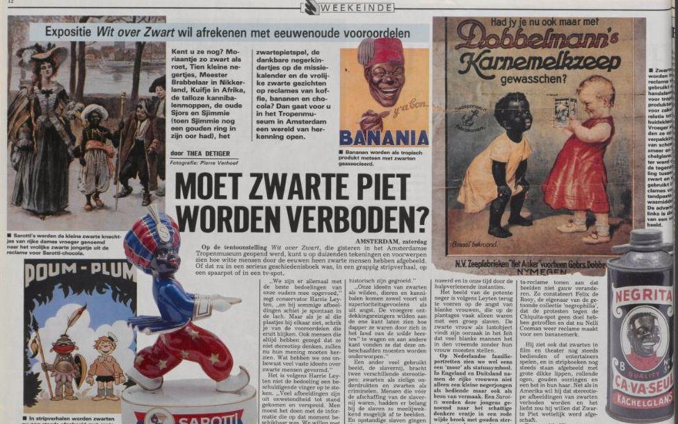 Het Citaat Piet Verboden Telegraaf 1989