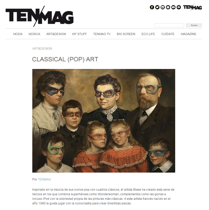 capture ecran article tenmag