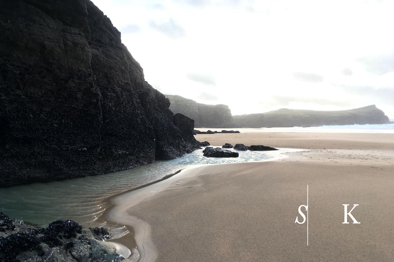 Coast Scape in Cornwall
