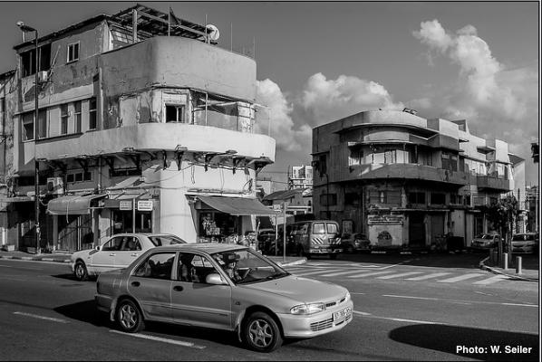 Tel Aviv Bauhaus Today