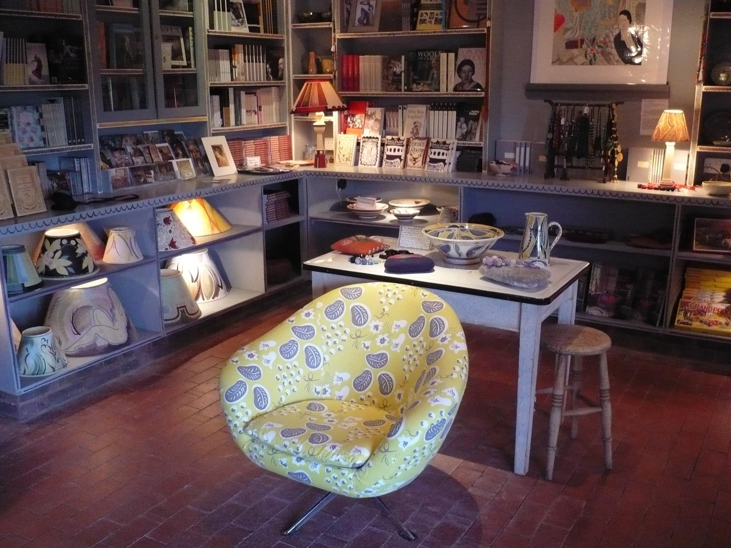 Duncan Grant Egg Chair for Charleston