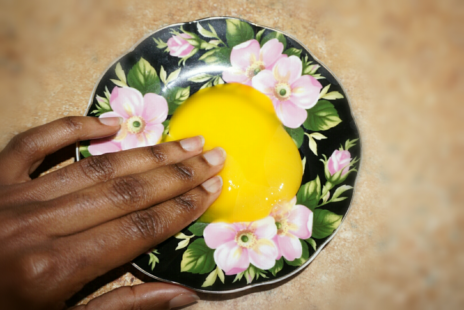 Money and Mimosas: Egg Facial