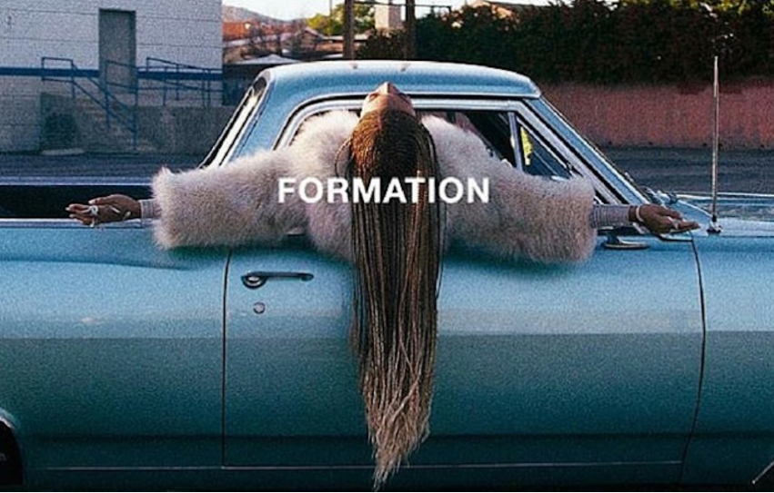 Beyonce- Formation Album