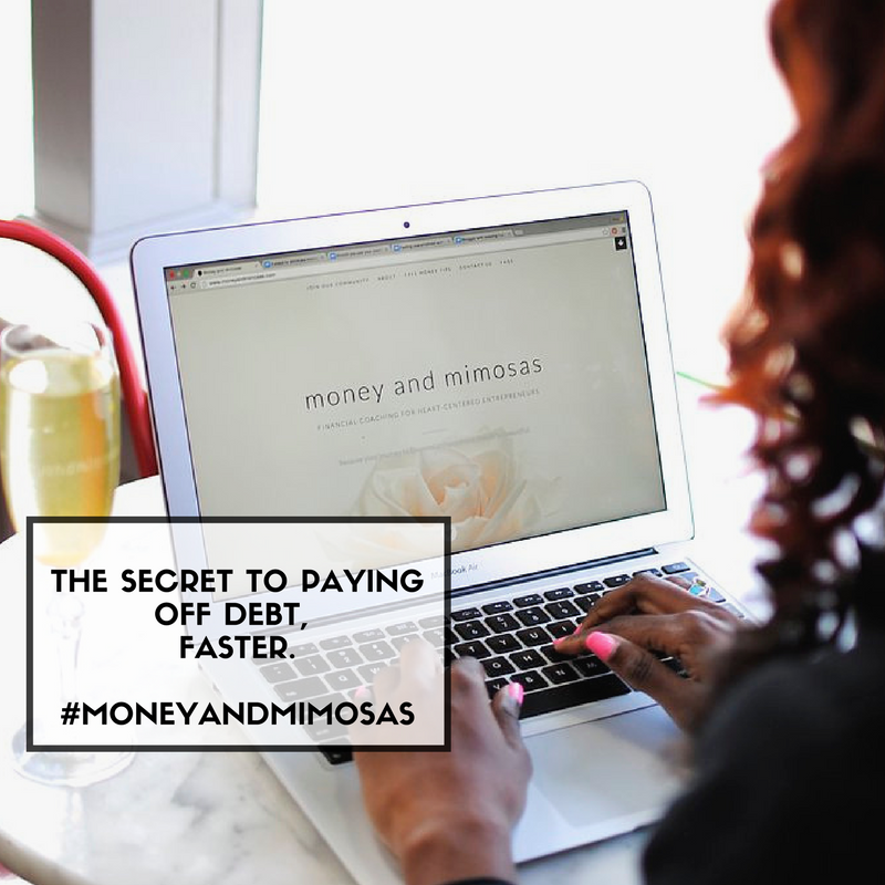 The secret to paying off debt: Money & Mimosas.png