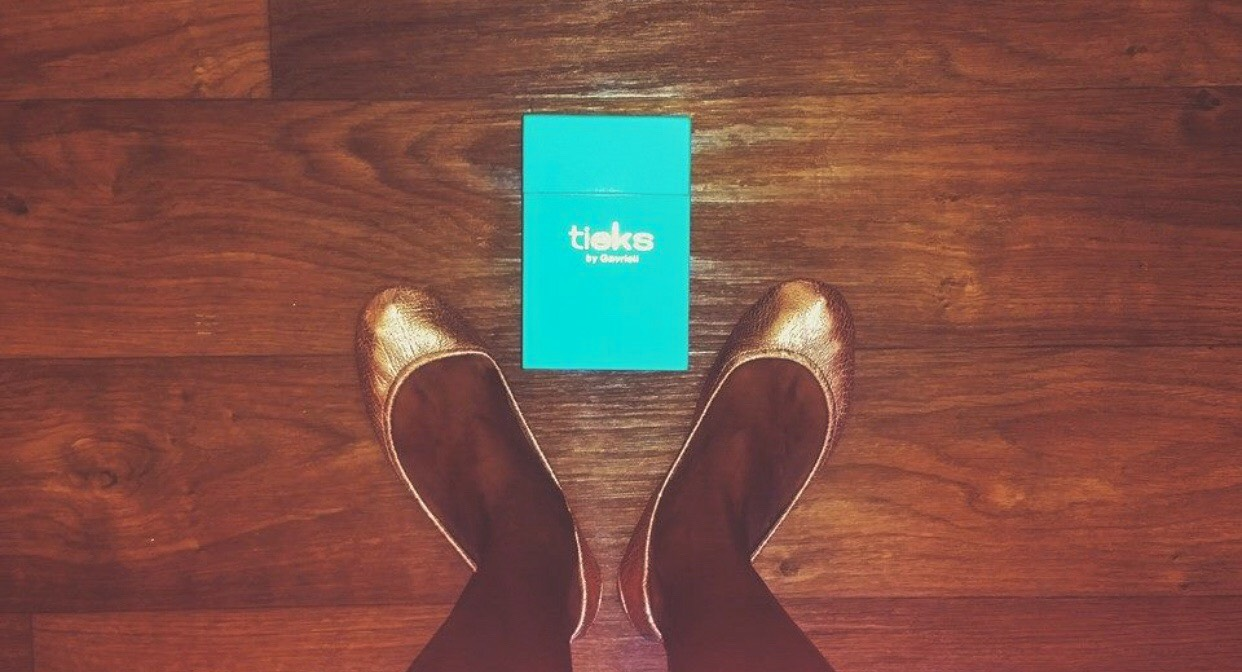 Is it just me, but every time Tieks drops a new pair of flats, I just gotta have it.