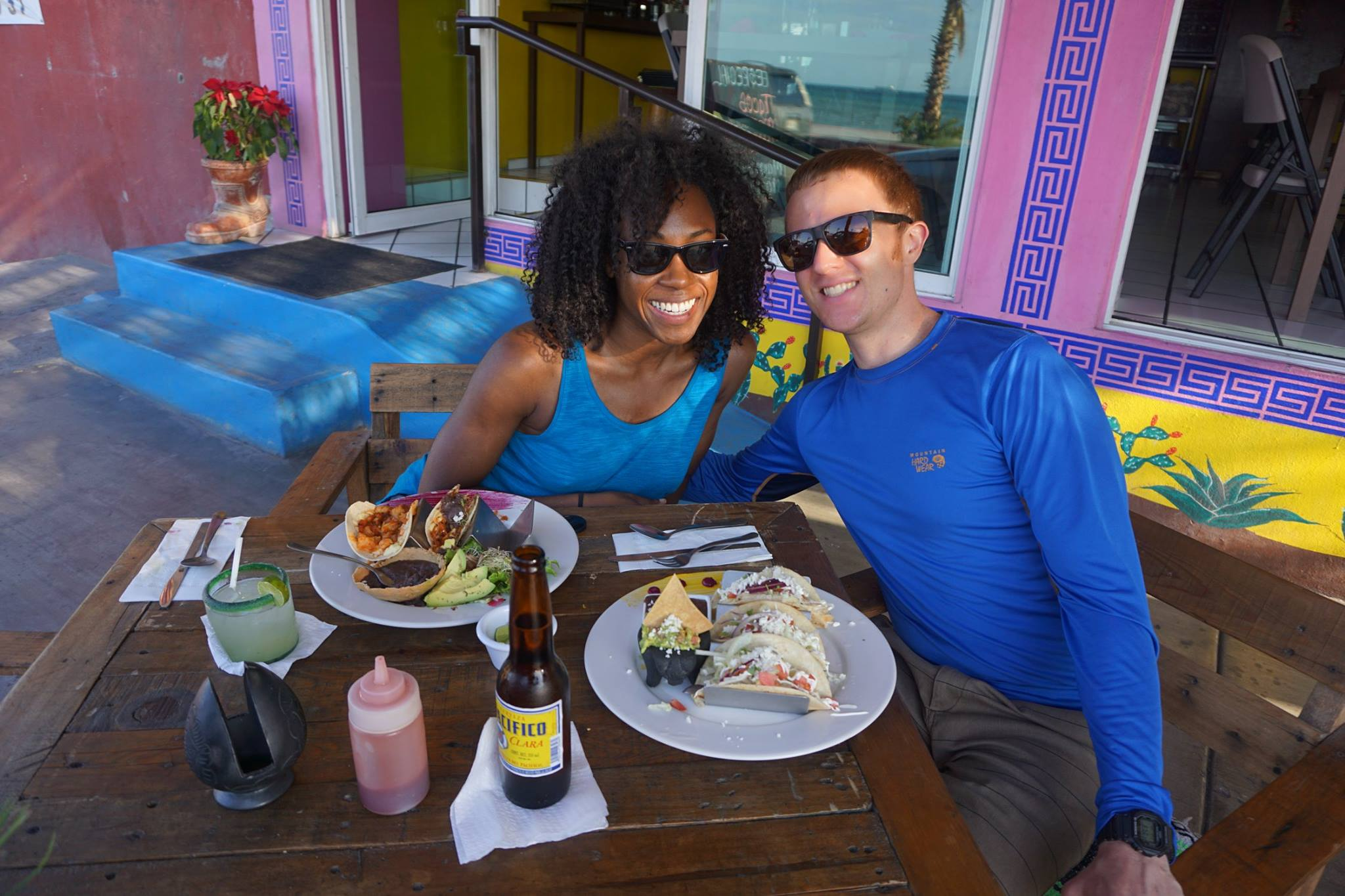 Fun times in La Paz, Mexico. The locals are so awesome and the food is AMAZING!