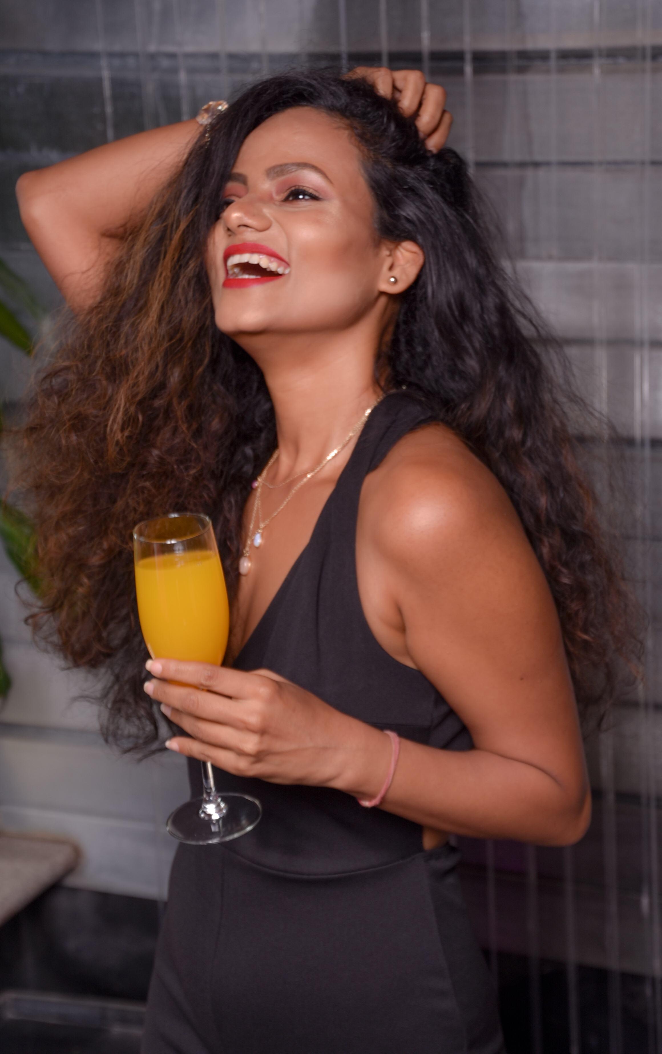 Shalini, Socialite for Money & Mimosas