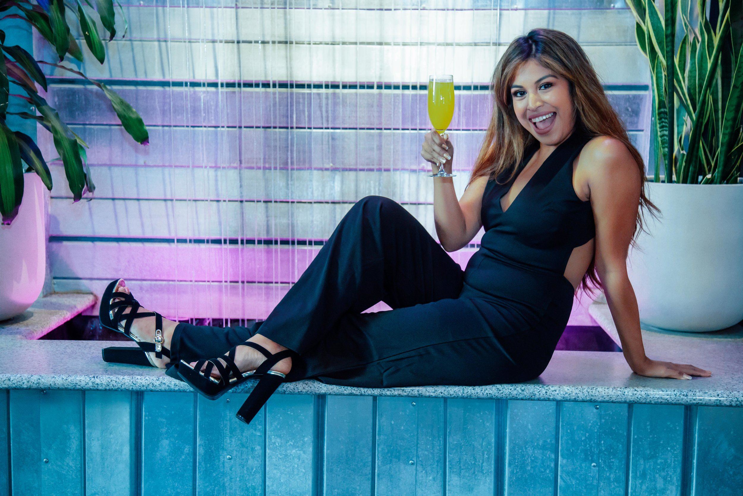Maritza, Socialite for Money & Mimosas