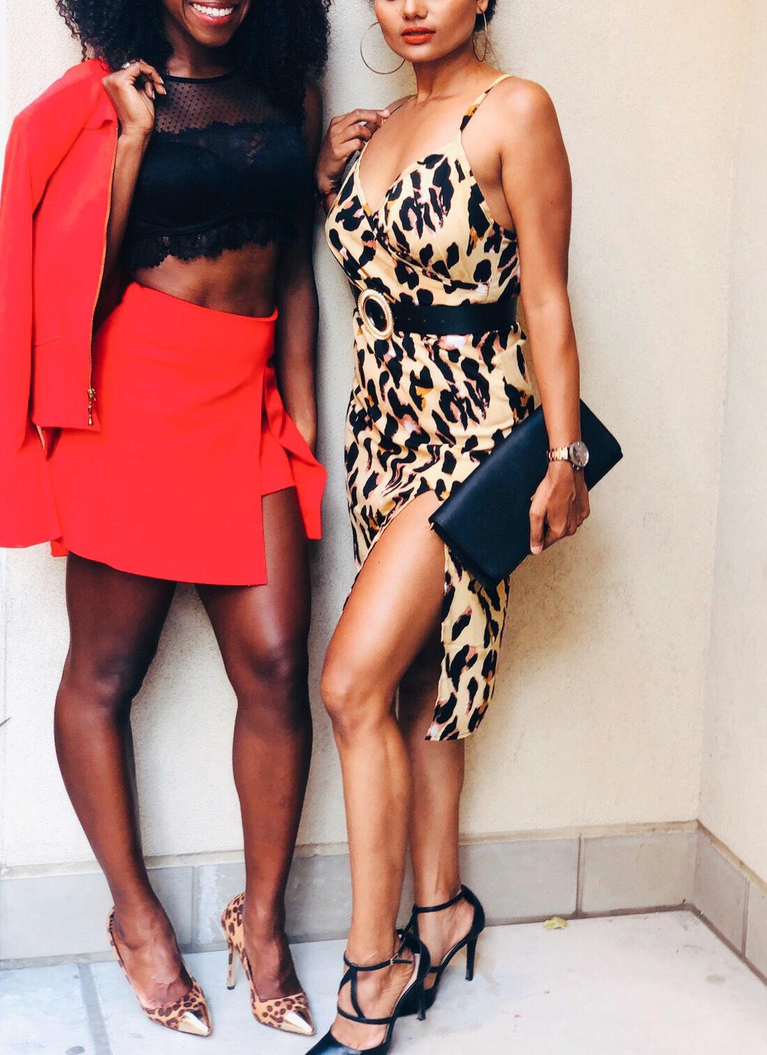 Money & Mimosas + Dress Up To Dazzle