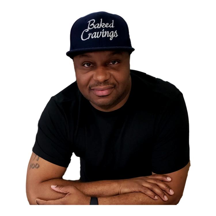 Craig Watson, founder of Baked Cravings