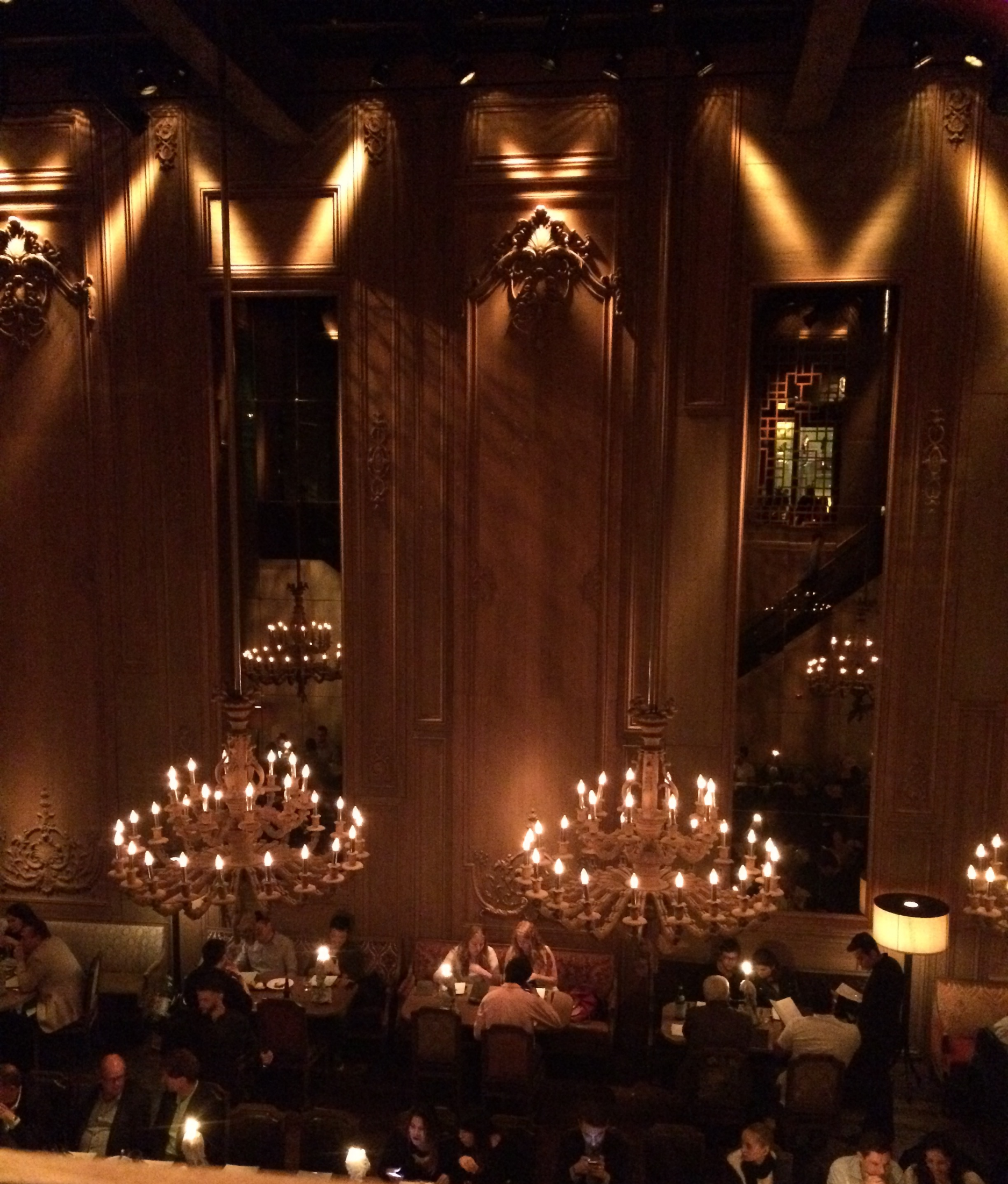 Buddakan atmosphere