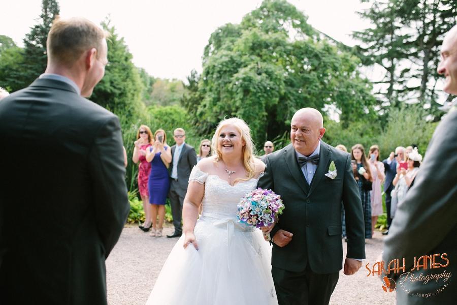 Wedding photography at Ness Gardens, Ness garden wedding, Sarah Janes photography, Documentray wedding photography Wirral_0002.jpg