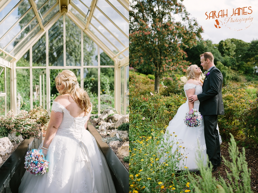 Wedding photography at Ness Gardens, Ness garden wedding, Sarah Janes photography, Documentray wedding photography Wirral_0025.jpg