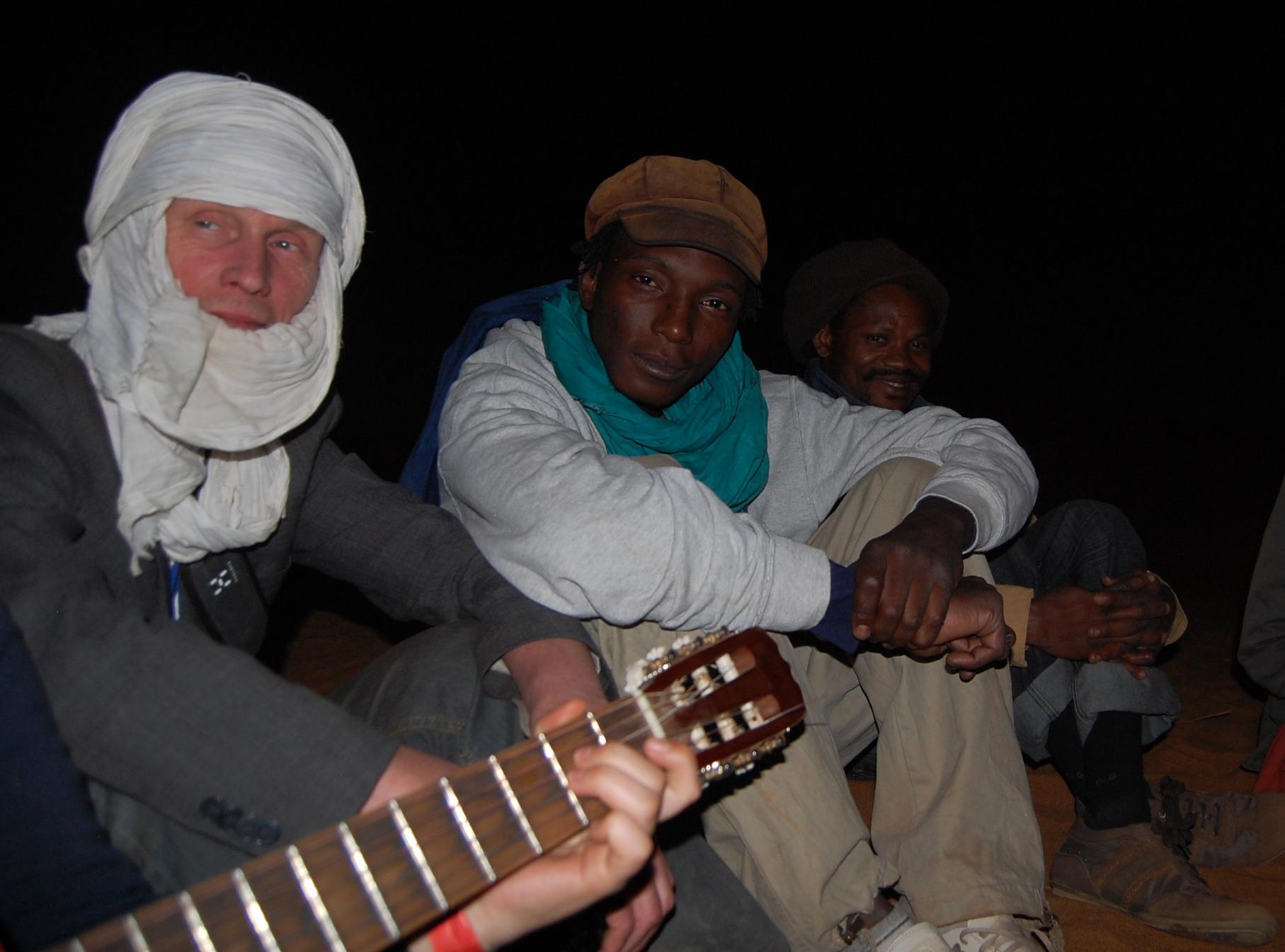 One night on Koïma Hondou.