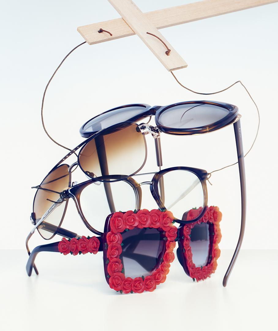 Eye Candy for Krogh Optikk / Schjærven