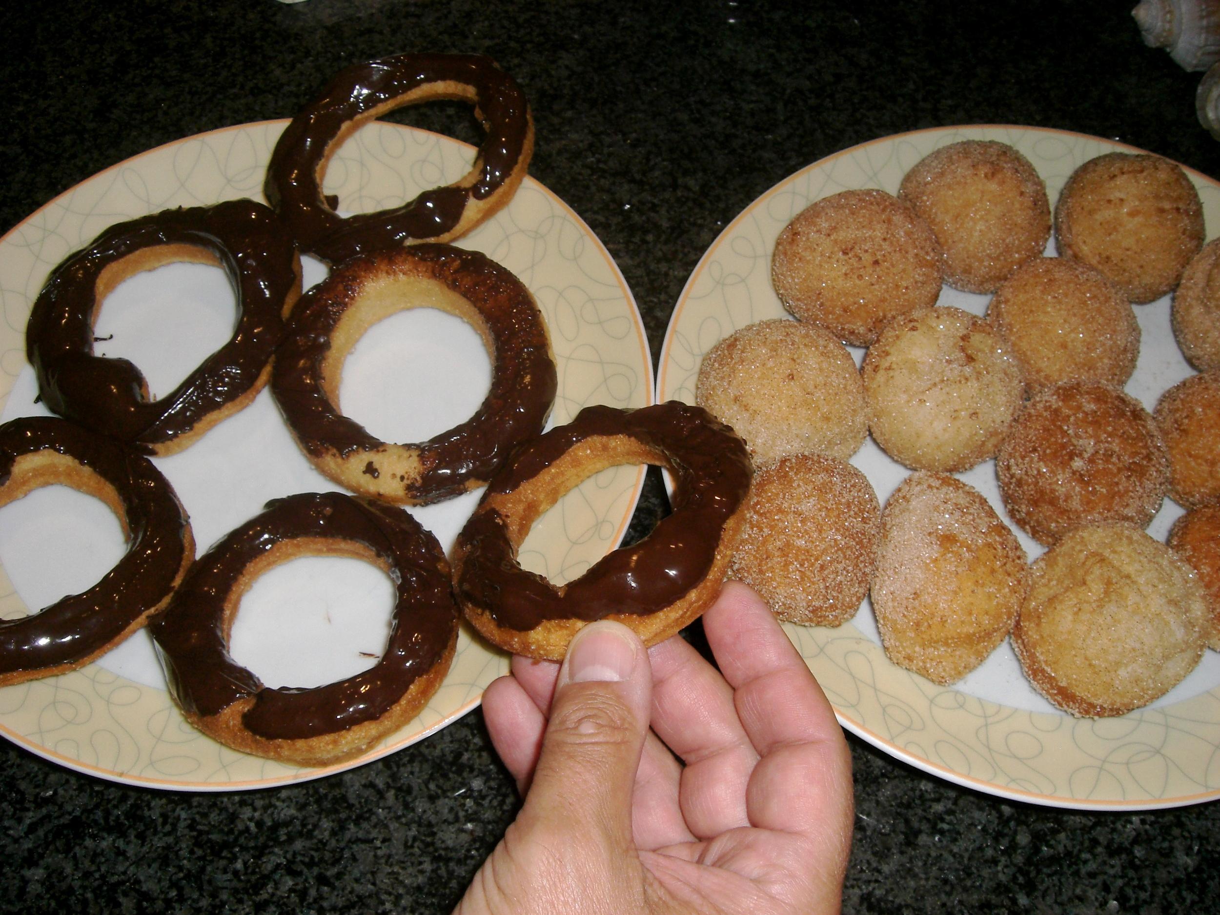 Love Life and Lollipops- Uhmazing Vegan Doughnuts