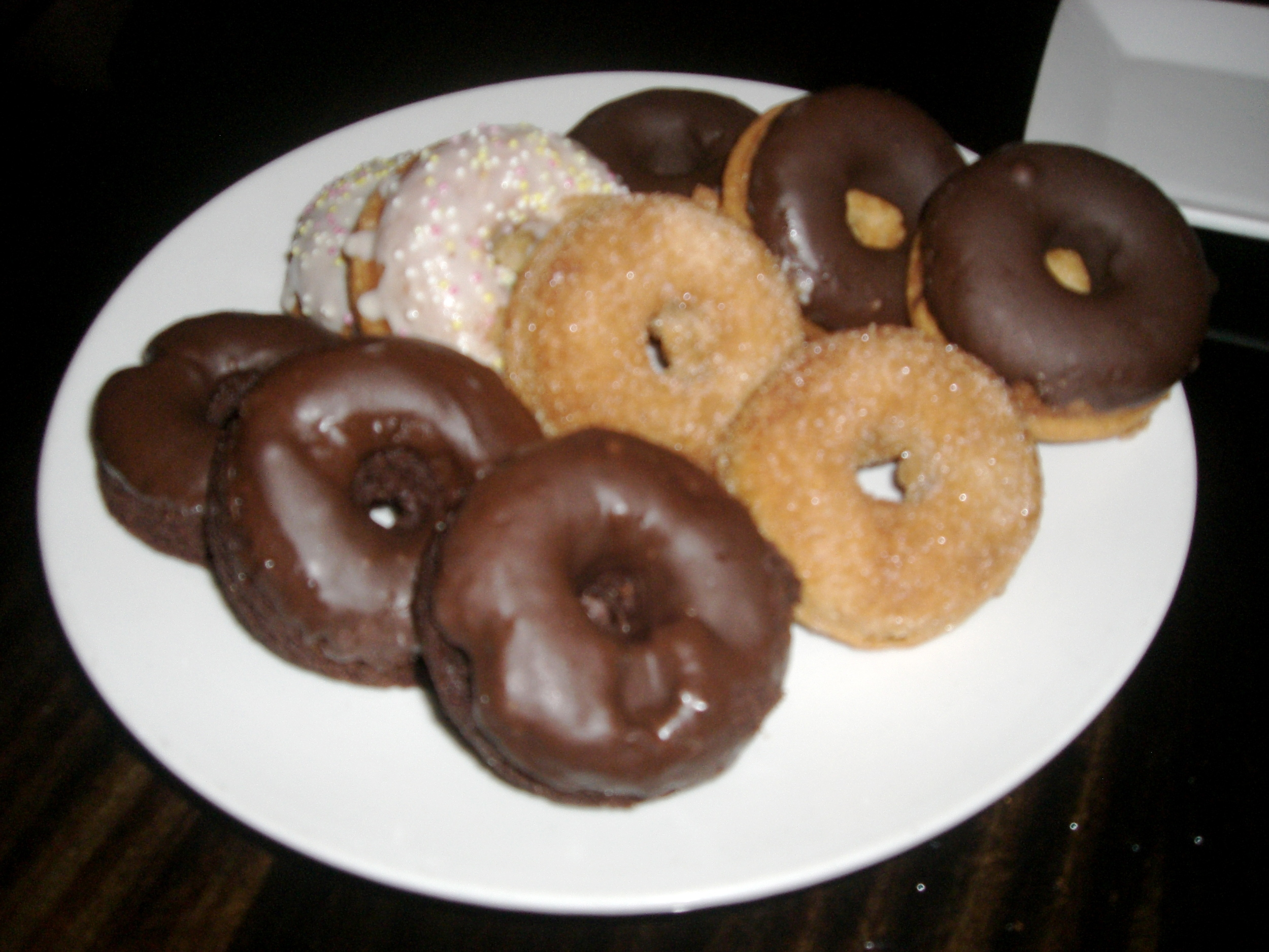 Love Life and Lollipops- Babycakes Doughnuts