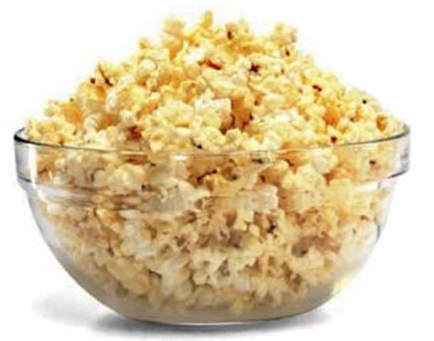 Love Life and Lollipops- Vegan, Healthy Popcorn!