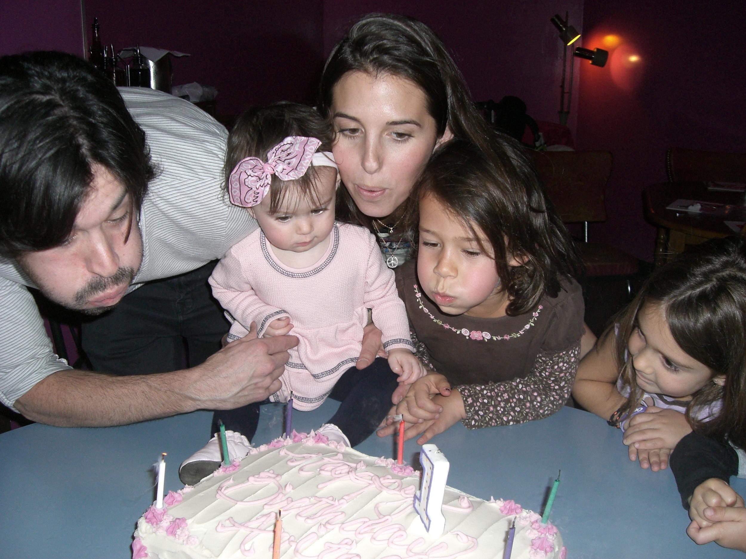 Love Life and Lollipops- Avi's 1st Birthday