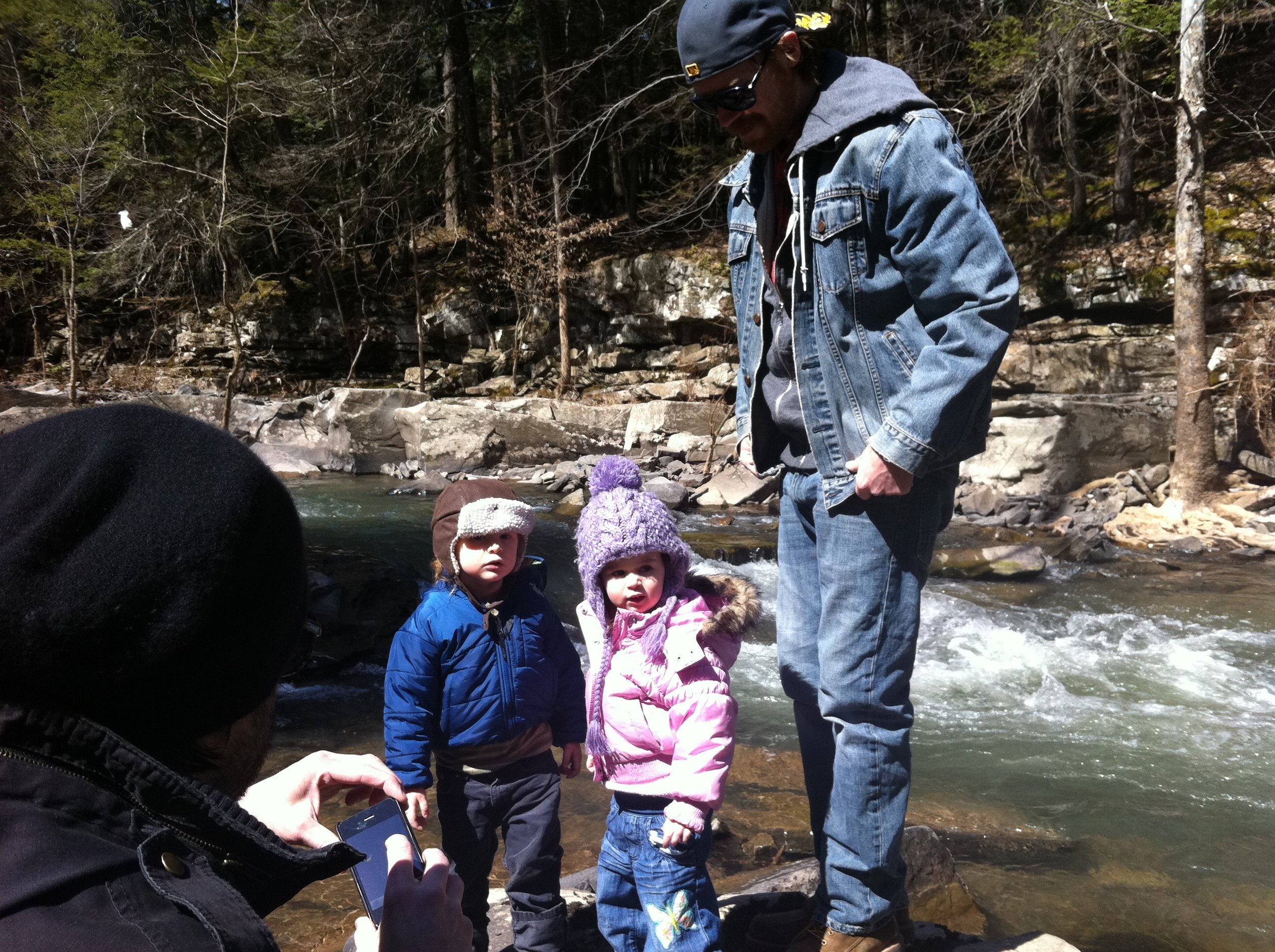 Love LIfe and Lollipops- Hiking in Woodstock