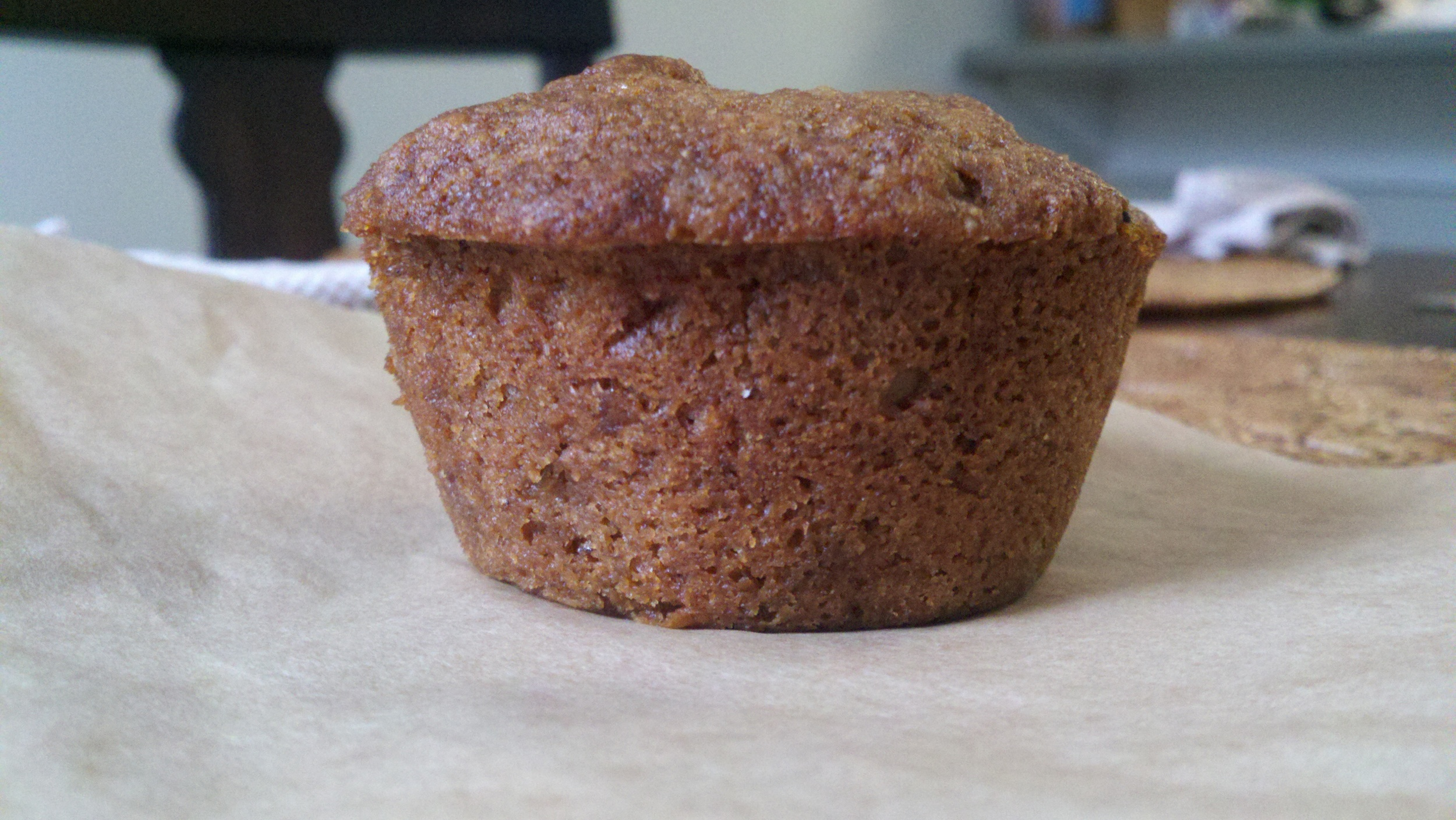 Love Life and Lollipops- Liza's Apple Muffins