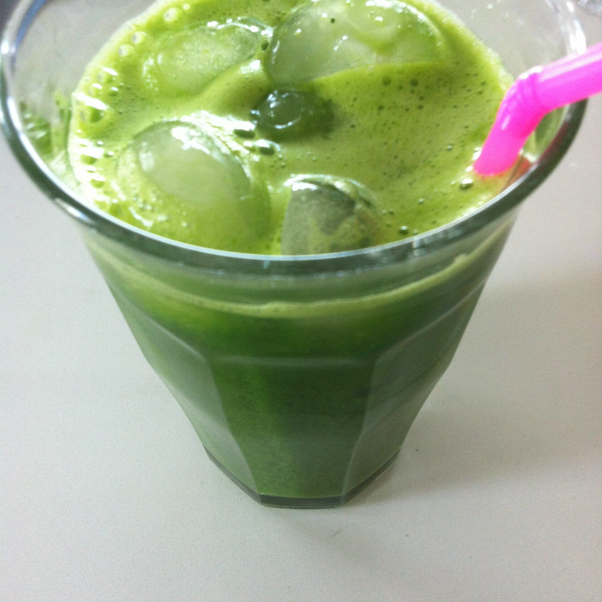Love Life and Lollipops- Green Juice