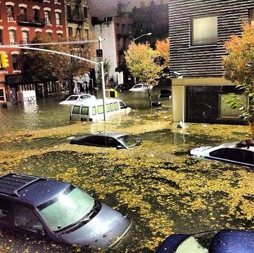 Love Life and Lollipops- Hurricane Sandy