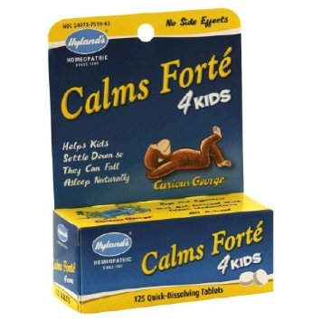 Love Life and Lollipops- Calms Forte for kids
