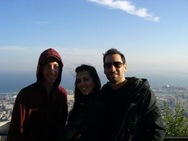 Us in Israel